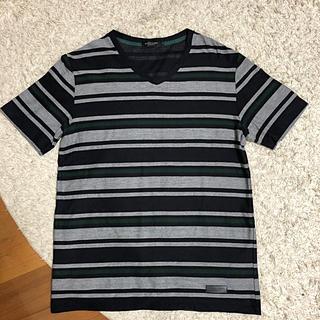 ブラックレーベルクレストブリッジ(BLACK LABEL CRESTBRIDGE)のブラックレーベルクレストブリッジ ボーダーT (Tシャツ/カットソー(半袖/袖なし))