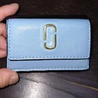 マークジェイコブス(MARC JACOBS)の❰ちぃちゃんさん専用❱MARC JACOBS 三つ折りミニ財布(財布)