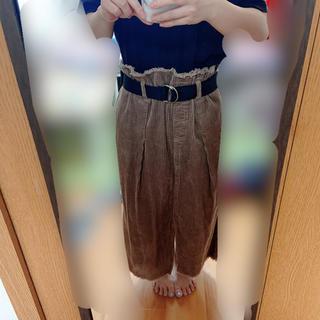 9月頃で出品取下げ ♡ コーデュロイ ロングスカート(ロングスカート)