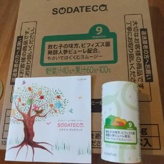サンスター(SUNSTAR)の【ひときち様専用】ソダテコ 30本 国産スムージー(その他)