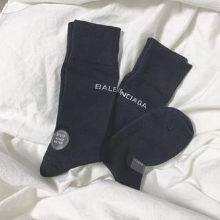 バレンシアガ(Balenciaga)のバレンシアガ 靴下 新品未使用(ソックス)