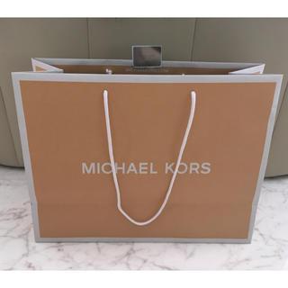 マイケルコース(Michael Kors)のマイケルコース袋&ステッカー(ショップ袋)
