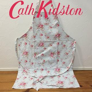 キャスキッドソン(Cath Kidston)の新品 キャスキッドソン エプロン ウオッシュドローズナチュラルホワイト(その他)