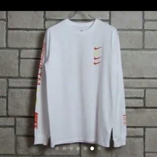 ナイキ(NIKE)のXLサイズ NIKE ロングTシャツ(Tシャツ/カットソー(七分/長袖))