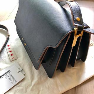 マルニ(Marni)の【bagley様】美品 MARNI TRUNK BAG サフィアーノ ミディアム(ショルダーバッグ)