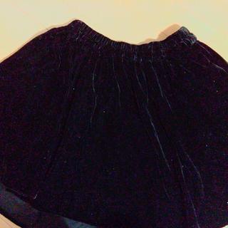 ローリーズファーム(LOWRYS FARM)のスエード ミニスカート(ミニスカート)
