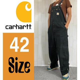 カーハート(carhartt)の美品 カーハート  オーバーオール w42  2208(サロペット/オーバーオール)