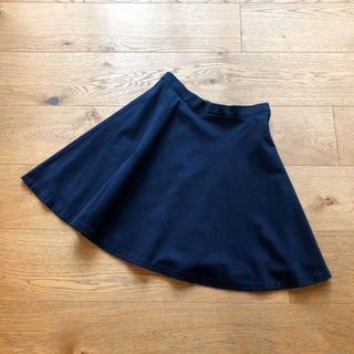 クミキョク(kumikyoku(組曲))の新品 組曲 スカート ネイビー 160 フォーマル(スカート)