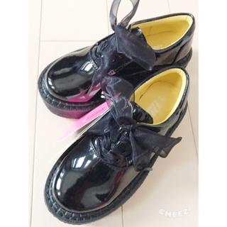 ジェニィ(JENNI)の即購入OK‼ 【Jenni】女の子の靴☆タグ付新品(フォーマルシューズ)