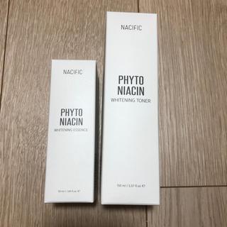 Nacific フィト ナイアシン ホワイトニング エッセンス、トナー 化粧水(美容液)