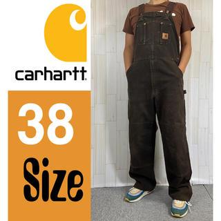 カーハート(carhartt)のフォロワー様専用 美品メキシコ製 カーハート  オーバーオール w38 2212(サロペット/オーバーオール)