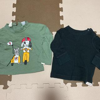 ザラキッズ(ZARA KIDS)のZARA長袖Tシャツ(Tシャツ)
