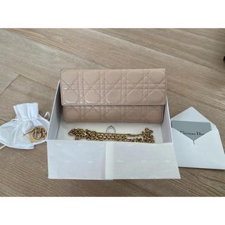 ディオール(Dior)のDior♡ディオール♡チェーンウォレット(財布)