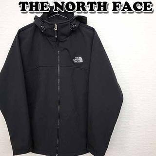 THE NORTH FACE - 新品 ノースフェイス  M アウトレット マウンテンパーカー ブラック