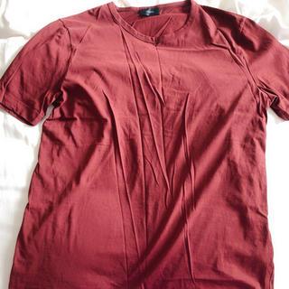 ジョゼフ(JOSEPH)のJOSEPH ワインレッド Tシャツ(Tシャツ/カットソー(半袖/袖なし))
