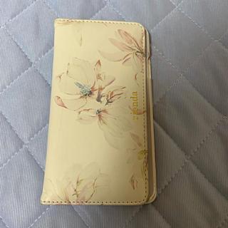リエンダ(rienda)のiPhone ケース 手帳型 XsMax(iPhoneケース)
