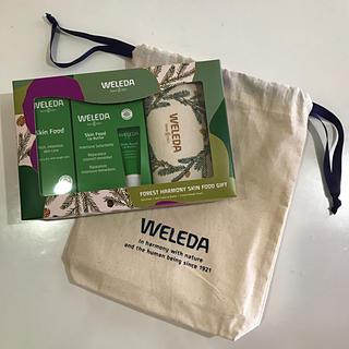 WELEDA - WELEDA フォレストハーモニー スキンフードギフト