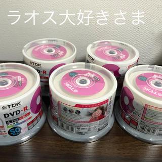 ティーディーケイ(TDK)のTDK DVD-R 4.7GB データ用 290枚(その他)