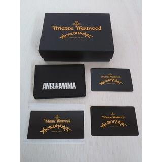 ヴィヴィアンウエストウッド(Vivienne Westwood)のヴィヴィアンウエストウッド カードケース ROBIN 新品 未使用(財布)