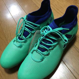 アディダス(adidas)のadidasスパイク X17.2HG (27.5cm)(サッカー)