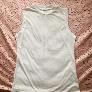 ジーユー(GU)のプチハイネックT(Tシャツ(半袖/袖なし))