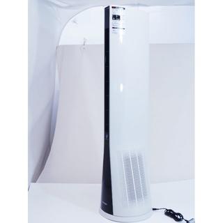 シャープ(SHARP)のSHARPスリムイオンファン   PF-FTC1-W(扇風機)