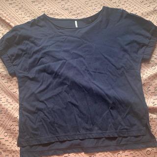 シマムラ(しまむら)のシンプルT(Tシャツ/カットソー(半袖/袖なし))