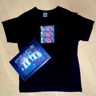Tシャツ&クリアファイル&缶バッジ(ミュージシャン)