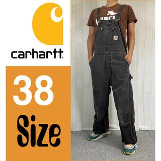 カーハート(carhartt)のUSA製 カーハート  オーバーオール w38 2210(サロペット/オーバーオール)