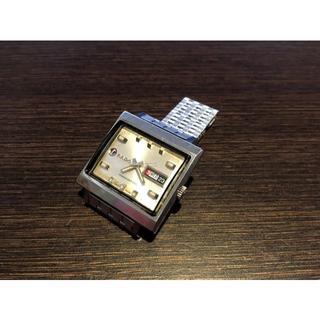 ラドー(RADO)のラドー マンハッタン 腕時計 自動巻き RADO 70年代(腕時計(アナログ))