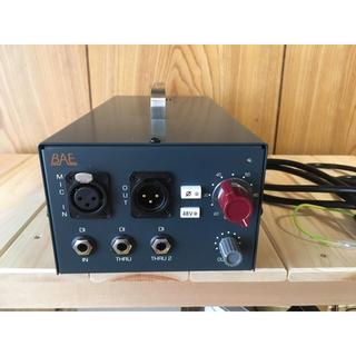 BAE 1073DMP マイクプリアンプ/DI(その他)