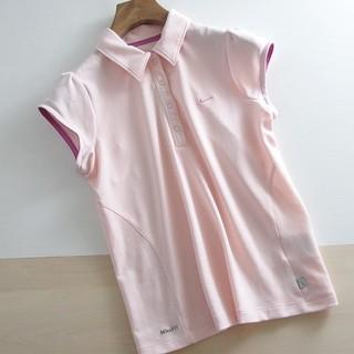 ナイキ(NIKE)のレディース ●NIKE● ナイキ ポロシャツ M ♪(ポロシャツ)