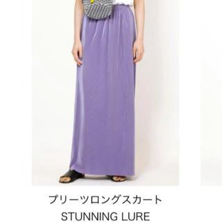 スタニングルアー(STUNNING LURE)の専用 スタニングルアー ロングプリーツスカート(ロングスカート)