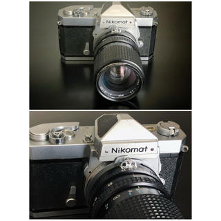ニコン(Nikon)のNikkomat FT/Tokina  35-70mm f3.8 動作品(フィルムカメラ)