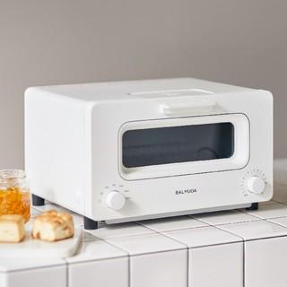 バルミューダ(BALMUDA)のバルミューダ トースター 白 K01E-WS(調理道具/製菓道具)