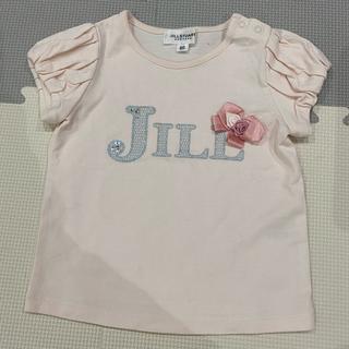 ジルスチュアートニューヨーク(JILLSTUART NEWYORK)のジルスチュアート Tシャツ 80(Tシャツ)