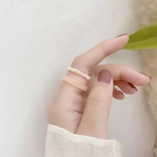 ナイスクラップ(NICE CLAUP)の韓国 リング 指輪(リング(指輪))