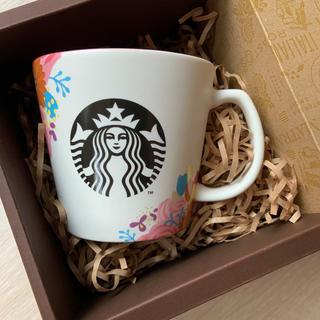 スターバックスコーヒー(Starbucks Coffee)のスターバックス限定☆マグカップ(グラス/カップ)