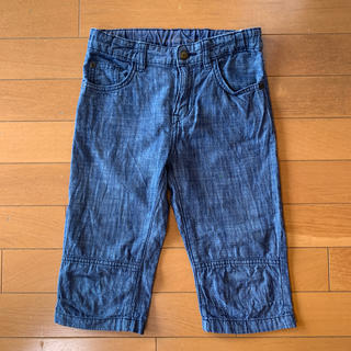 エイチアンドエム(H&M)の送料込み130cmH&M 7〜8歳H&Mボーイズズボンパンツ紺キッズ子供男子(パンツ/スパッツ)