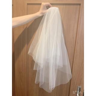 ウェディングベール ショートべール(ヘッドドレス/ドレス)