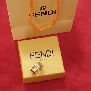 フェンディ(FENDI)のフェンディ 指輪 7号(リング(指輪))