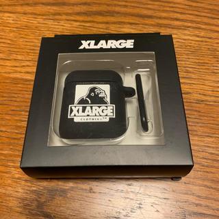 エクストララージ(XLARGE)のXLARGE エクストララージ AirPods case エアポッツケース(モバイルケース/カバー)