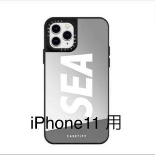 シー(SEA)のwind and sea casetify(iPhoneケース)