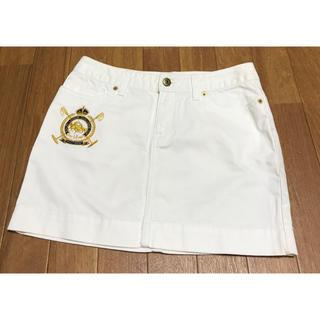 ポロラルフローレン(POLO RALPH LAUREN)のポロラルフローレン ミニスカート(スカート)