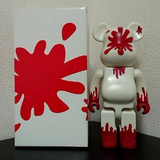 メディコムトイ(MEDICOM TOY)のまるこ様専用超レア‼️甲本ヒロト氏400%ベアブリック(ミュージシャン)