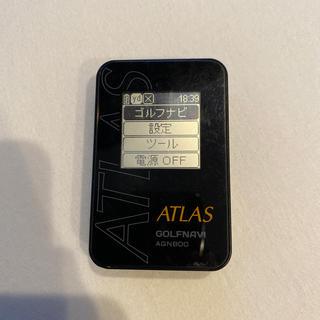 ユピテル(Yupiteru)のユピテル ゴルフナビ AGN800(その他)