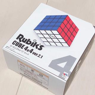 メガハウス(MegaHouse)の【公式】4×4ルービックキューブ(積み木/ブロック)