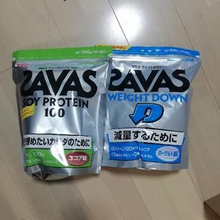ザバス(SAVAS)のザバス ソイプロテインのみ(プロテイン)