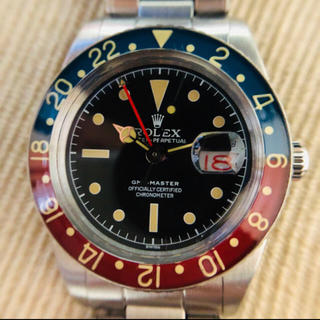 ロレックス(ROLEX)のバイオレーター様 アンティーク GMT 6542 (腕時計(アナログ))