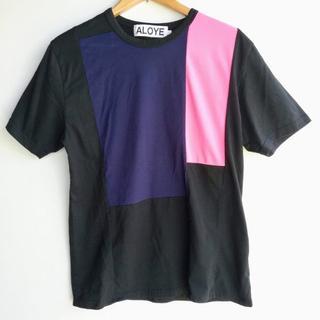 アロイ(ALOYE)のALOYE BEAMS T 別注 Tシャツ 19SS L(Tシャツ/カットソー(半袖/袖なし))